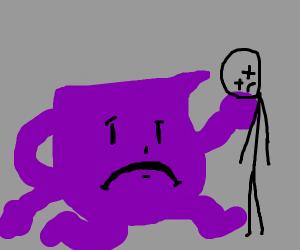 grape kool aid is bad