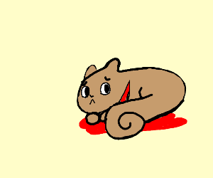Bleeding Squirrel