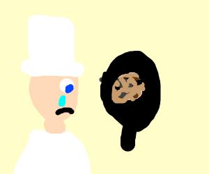 chef's burnt pancakes