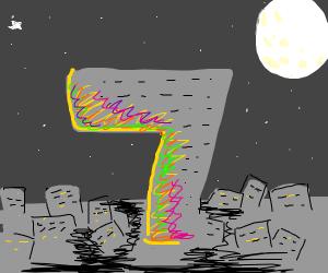 Seven :)
