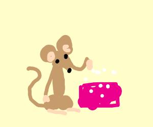 Mouse salting Ham