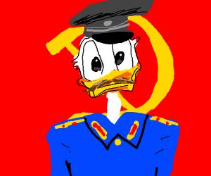 Comrade Donald Duck