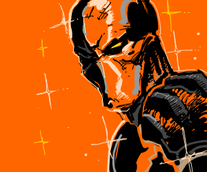 sparkly deathstroke