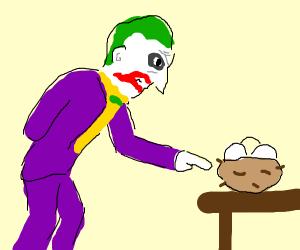Joker firing Nest