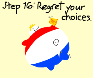 Step 15; consume cheese