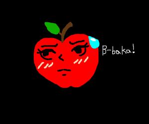 Anime apple