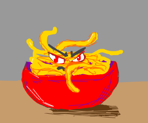 Angry Noodles