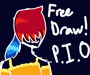 Free Draw to celebrate the truce!