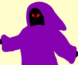 Purple phantom