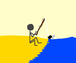 Fishing for a Ticket