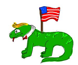 Lizard Trump