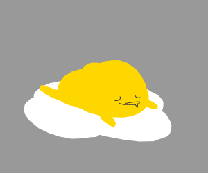 Sleeping egg