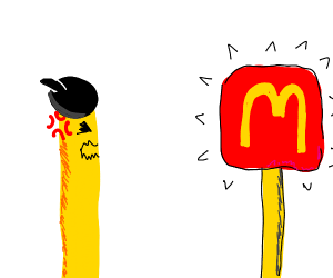 Mad Fries