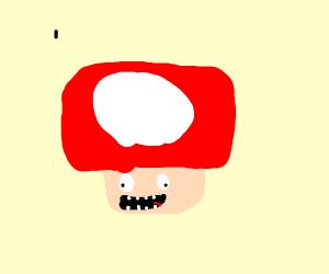 Rick is a mushroom