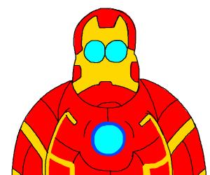 thicc iron man
