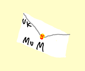 a letter for mum :)