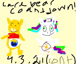 Care Bear Countdown