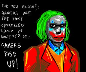 Gamer oppression