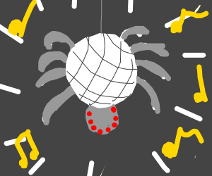 Discoball Spider