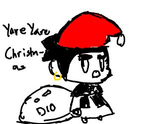 Jojo's bizarre Christmas adventure