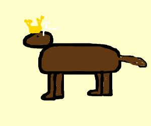 the king/queen deer