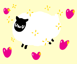 sheep uwu