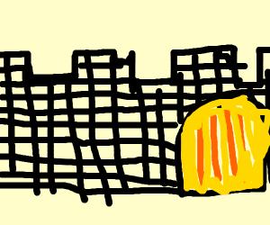 Dereict castle
