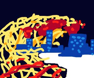 Lasagna Armageddon
