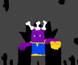 lich king thanos