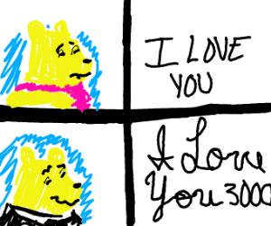 Tuxedo Pooh Meme