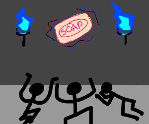 A soap cult