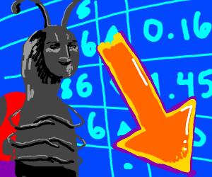 ladybug boss says the stocks are going down