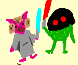Star wars but its the muppets