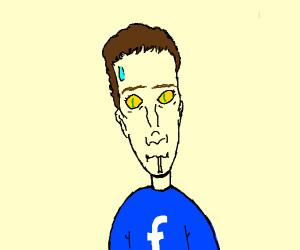 #lizardzuckerberg