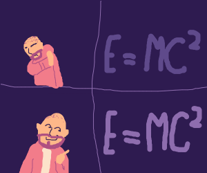 this e=mc sucks