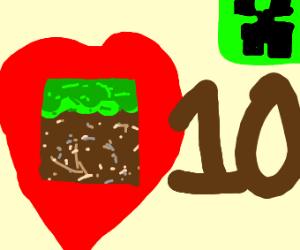 Happy 10 year anniversary Minecraft!!