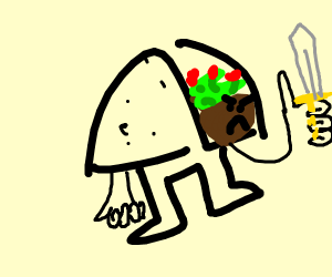 Taco fighter
