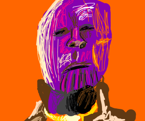 Thanos is Very Close