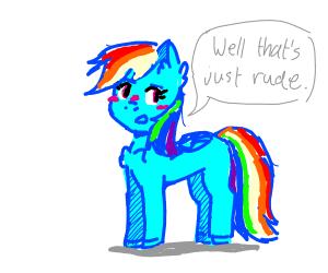 gay pony