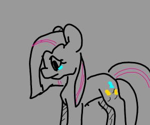 Depressed Pinkie Pie