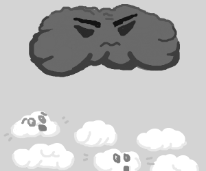 The Cloud Overlord