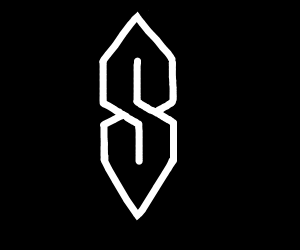 that one S symbol everyone made in school