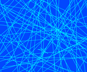 Blue with blue lines