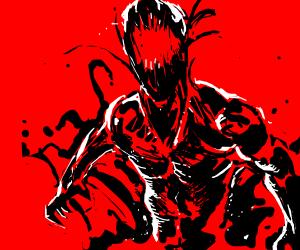 venom but red