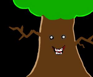 Jeff the tree