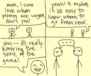 A comic.