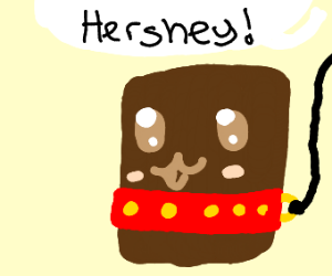 Pet Chocolate