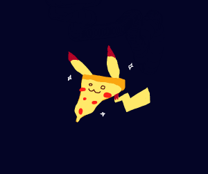 Pizzachu, I choose you