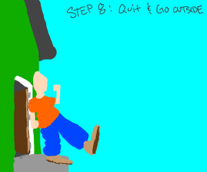 Step 7:  go on deviantart