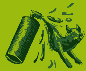 CAT SPRAY